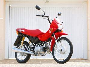 Foto: Honda Pop 100