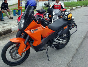 Foto: KTM 990 Adventure