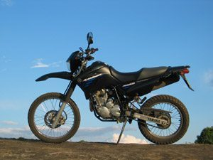 Foto: Yamaha XTZ 250 Lander