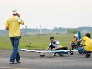 Competição SAE BRASIL AeroDesign tem 72 equipes inscritas