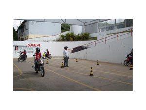 Concessionárias Honda oferecem cursos de pilotagem com segurança