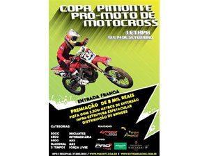Copa Pimonte Pró-Moto de Motocross 2008.
