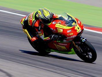 Cortese garante pole nas 125cc