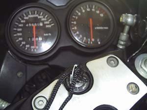 Foto: Velocidade x RPM, Bitenca