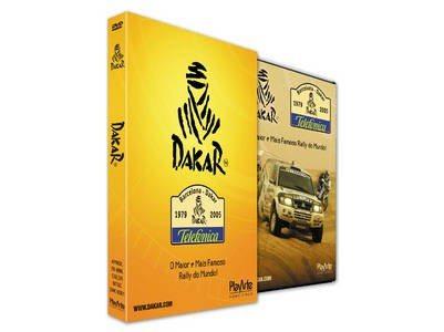 DAKAR 2005 em DVD