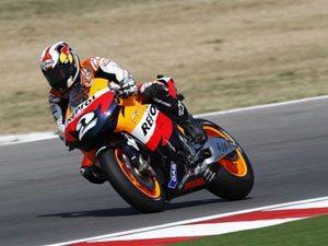 Daniel Pedrosa termina em 4º na etapa de San Marino da Moto GP
