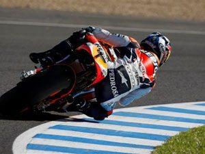 Foto: Dani Pedrosa, piloto da equipe Repsol Honda RC212V na MotoGP