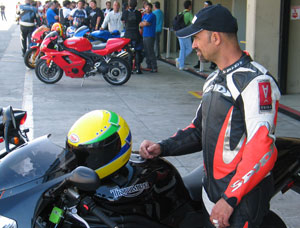 Foto: Tio Tite na Daytona Cup