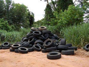 Decisão inédita da justiça põe fim à -guerra dos pneus-.