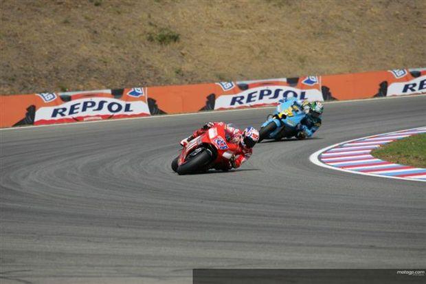 Declarações dos três primeiros de MotoGP em Brno