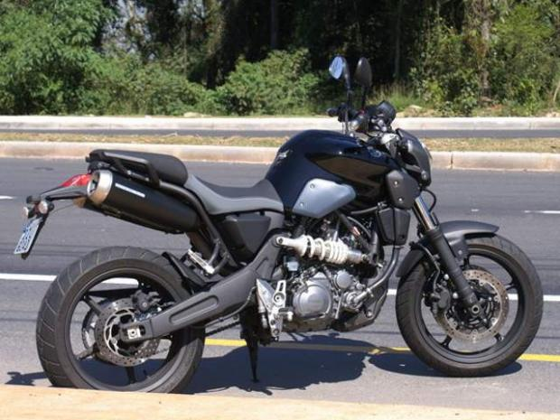 Diário da Motocicleta - Yamaha MT-03 - capítulo final