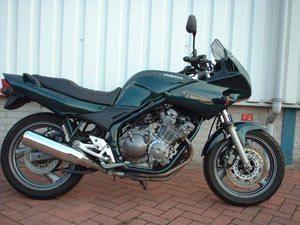 Foto: Yamaha XJ 600 Diversion