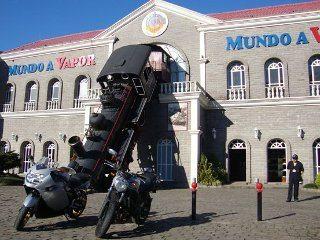 Canela (RS) e o Museu Mundo A Vapor: visita obrigatória