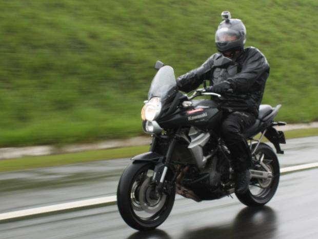 O novo modelo da Kawasaki é ágil e leve
