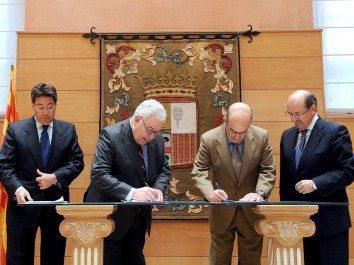 Dorna e MotorLand Aragón estendem acordo até 2016