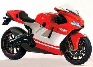 Ducati, scooters, piloto, carta, campana, etc