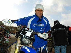 Foto: Felipe Zanol, piloto de enduro patrocinado pela ASW