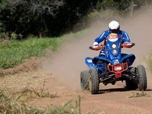Equipe ALE inicia luta pelo título do maior rally da América Latina