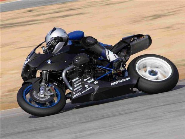 Foto: BMW Motorrad sport boxer para competi‡Æo