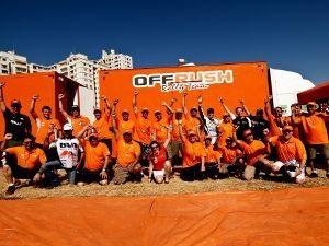 Equipe Off Rush traz a francesa Sherco para o 5º Rally Barretos(SP)