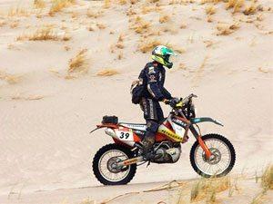 Equipe Petrobras Lubrax fecha parceria com KTM do Brasil para o Rally dos Sertões 2009