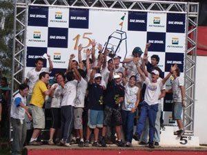 Equipe Poli é a campeã nacional de Baja SAE