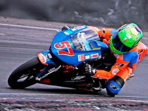 Eric Granado acelera no Rio de Janeiro
