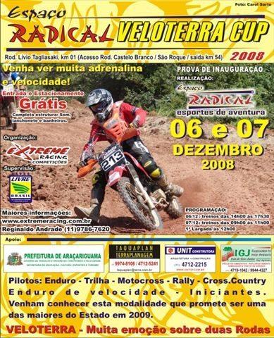 Espaço Radical Veloterra Cup 2008