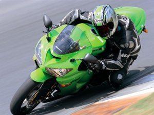 Foto: Kawasaki ZX 636