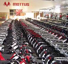 Fábrica da Mottus - Foto: Divulgação