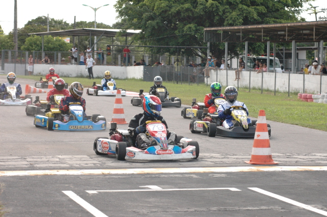 Kartódromo Internacional Júlio Ventura - Foto: Acervo FCA