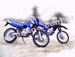 EXTRA!EXTRA! As fotos da Yamaha XTZ 250
