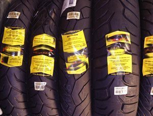 Foto: Entidade ir reciclar pneus