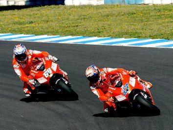 Família Ducati em busca de mais sucesso