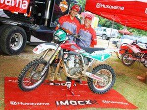 Felipe Zanol da equipé Imocx Racing conquista título do Brasileiro de Enduro