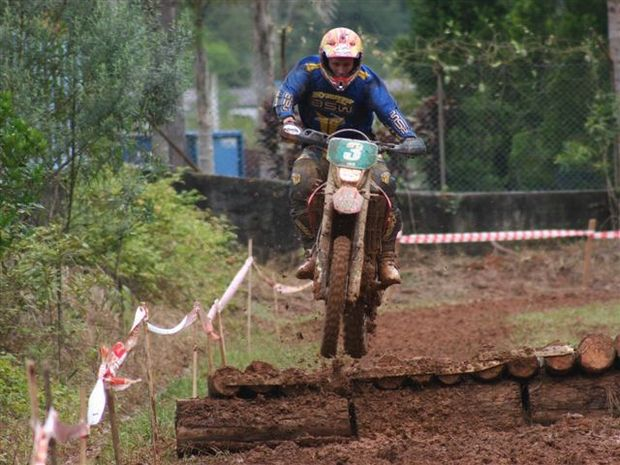 Foto: O segundo lugar da categoria B ficou com S'rgio Henrique Klaumann