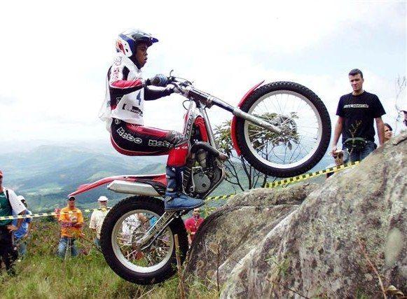 Foto: Campeonato de Trial ter at' seis etapas