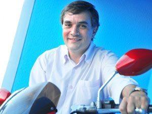 Foto: Filipe Pereira, novo gerente Corporativo de Marketing da Moto Traxx da Amazônia