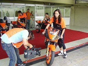 Foto: Filme sobre a paixÆo por motos: s¢ falta a grana!