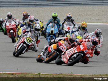 FIM anuncia calendário de MotoGP provisório para 2009