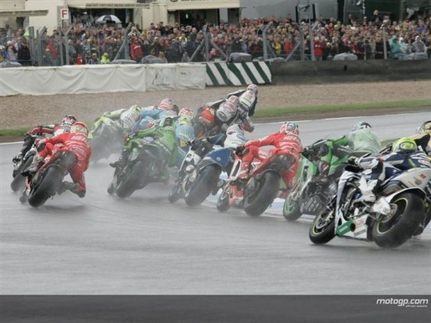 FIM revela lista de inscritos oficial de MotoGP para 2008