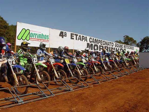 Formosa, a 5ª etapa do Goiano de Motocross 2006