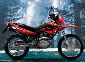 Foto: Honda Bros 150