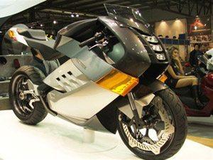 Foto: Electric Superbike, pode superar os 200 km/h