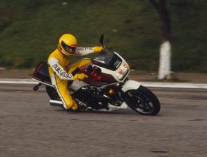 Foto: Honda CBX 750F 1986