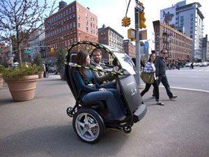 General Motors e Segway juntam forças para reinventar o transporte urbano