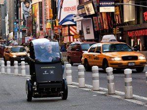 Foto: Solução sem igual abre novos horizontes em mobilidade pessoal