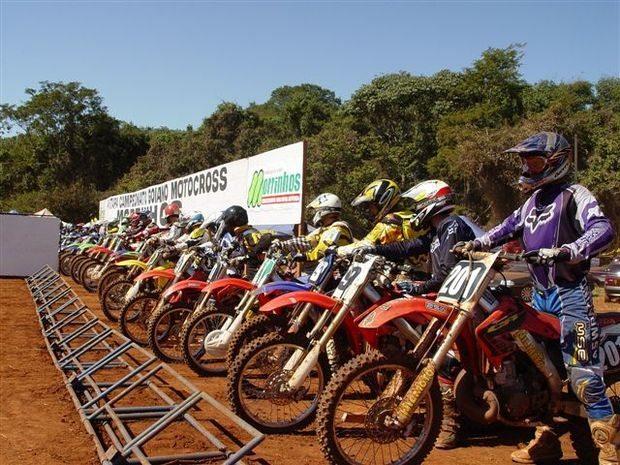 Goiano de Motocross chega a Morrinhos