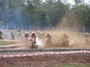 Foto: O velocross é uma das modalidades que mais crescem no motocross nacional