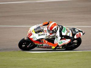 GP 250 - Esforço final leva Simoncelli ao topo